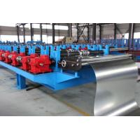 0-35m/min Roof Sheet Bending Machine , Roof Roll Forming Machine By chain