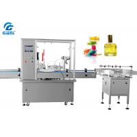 Buy cheap Automatic Liquid Perfume Filling Machine 2 Heads With Peristaltic Pump from wholesalers