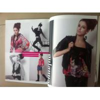 Buy cheap Full Color Female Fashion Magazine Printing Services On Gloss Paper from wholesalers