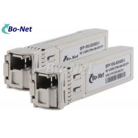 Buy cheap 10GBASE-BX40-D Cisco Transceiver Module SFP-10G-BX40D-I 1330/1270nm 40km BIDI SFP+ SMF from wholesalers