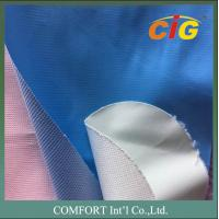 Buy cheap 0.4mm 180cm Wide Plain PVC Synthetic Leather For Mattress CE REACH product