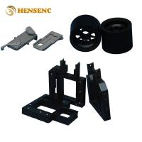 Buy cheap Construction Machinery OEM Injection Molding POM CNC Machining Milling Plastic from wholesalers