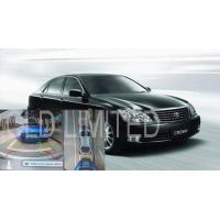 All Round View Panoramic Car Backup Camera Systems With Dvr Ir Function For Toyota Crown, Bird View System