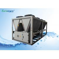 Buy cheap Classical R134A Gas Air Cooled Screw Chiller Commercial ISO9001 Certificates from wholesalers