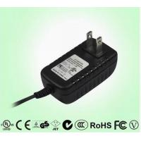 Buy cheap 11W, 3V - 24V outpt AC to DC Power Adapters , plug-in type full safety approvals from wholesalers
