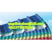 Buy cheap Plastic PVC+ASA imitation color steel roofing tile roofing sheets product