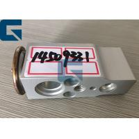 Buy cheap Iron Material A C Expansion Valve , Air Conditioner Valve Repair For EC210 EC240 14509331 from wholesalers