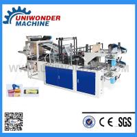 Buy cheap Higher Speed Double Layers Plastic Roll-Bag Making Machine from wholesalers