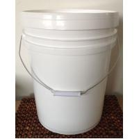 Buy cheap 5-25L plastic pail/bucket with lid and handle in good quality from wholesalers