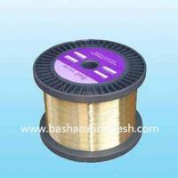 Buy cheap Brass Wire/High Quality Brass Copper Wire Manufacturer/EDM Brass Wire from wholesalers