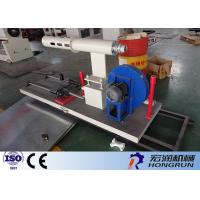 Buy cheap PLC Touch Screen Control Plastic Sheet Extrusion Line 20-30 Kg/M3 Density product
