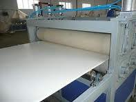 Buy cheap Fully automatic WPC Foam Board Machine / Furniture Board Wood Plastic Composite Extruder from wholesalers