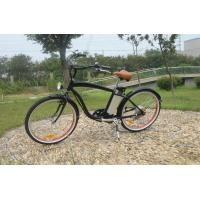 Buy cheap Alloy type Chain Wheel 36V 10Ah electric assisted bicycle Steel Stem / Handler Bar from wholesalers
