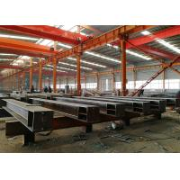 Buy cheap OEM Welded Architectural Structural Steel Fabrication / Structural Steel Fabricators from wholesalers