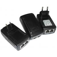 Buy cheap 1A Single Port Desktop Poe Power Adapter RJ45 48V 48W / Router Power Adapter from wholesalers