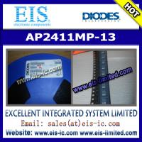 Buy cheap AP2411MP-13 - DIODES - 2.0A SINGLE CHANNEL CURRENT-LIMITED POWER SWITCH WITH LATCH-OFF from wholesalers