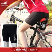 Buy cheap 2015 Cheap print Women Padded cycling shorts from wholesalers