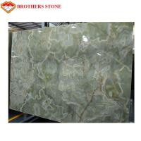 Buy cheap Beautiful Green Onyx Marble Price Green Onyx Tile and Slab from wholesalers