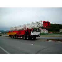 Buy cheap CLWTHS5450TXJ3 through stone workover rigs0086-18672730321 from wholesalers