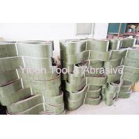 Buy cheap Factory price Aluiminum oxide abrasive belt for polishing wood from wholesalers