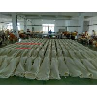 Buy cheap Cheap price woven fiberglass dust filter bag Shaked & Reversed Air Baghouse from wholesalers