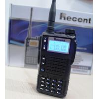 Buy cheap 10W Power Tri-band VHF/UHF handheld radios transmitter transceiver from wholesalers