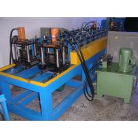 Buy cheap Metal Cold Roll Forming Process Totally Automatic Stud And Track Roll Forming Machine product