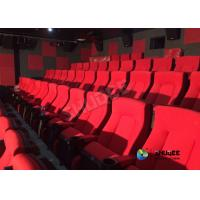 Buy cheap Shock Movie Theater Seats SV CINEMA With 4DM-TMS Central Level Control System from wholesalers