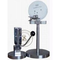 Buy cheap IS 4681-1968 / BS 3086 - 1972 Creases Recovery Testing Equipment Calibration Certificate from wholesalers