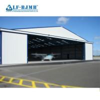 Buy cheap Prefab Modular Aircraft Hangar Aircraft Maintenance Hangar Steel Airplane Hangar for Sale from wholesalers