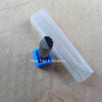 Buy cheap Quality HRC45 Solid Tungsten Carbide Fiberglass Cutting Tools product