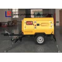 Buy cheap Brushless AC Synchronous Mobile Power Generator Portable Lighting Tower and Spare Parts product