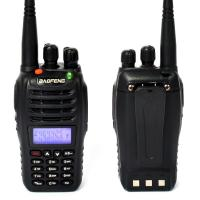 Buy cheap VHF UHF Dual Band Two Way Radio , Baofeng Radio Walkie Talkie UV-B5 from wholesalers