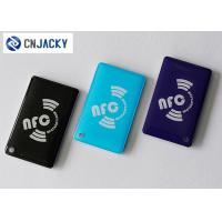 Buy cheap Colored RFID Epoxy Tag NFC Keyfob Waterproof Heat Resistant 3-5mm Thick from wholesalers