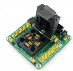 Buy cheap programmer adapter STM32 Programming adapter STM32F STM32L QFP48 test socket from wholesalers