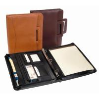 Buy cheap Leather Business Supplies Hot Sales Variety Padfolio from wholesalers