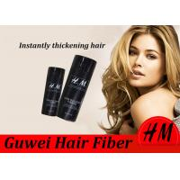 Buy cheap 27.5g 28g Instantly Hair Growth Fiber Head And Shoulders Hair Loss 2nd Generation from wholesalers