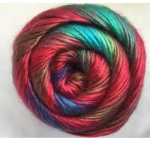 Buy cheap Fancy Yarn, Handknitting Yarn, Rainbow Color Yarn, Acrylic Yarn from wholesalers