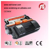Buy cheap compatible laser toner cartridge ce390x for HP LaserJet M4555/M601/M602/M603 from wholesalers