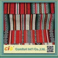 Buy cheap Middle - East Style 300GSM Upholstery Sadu Fabric For Sofa / Mattress / Cushion product