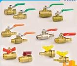 Buy cheap 1/4 & 3/8 & 1/2 FF type water, air,oil, and gas brass ball valve cheap small mini ball valve from wholesalers