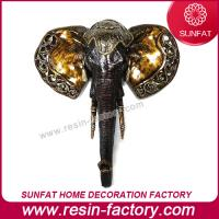 Buy cheap Exquisite Hand Made resin Art Sculpture, Unique Design resin Made animal Sculpture, Elegant Home Decorative Accessories from wholesalers