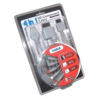 Buy cheap 4 In 1 Hd Component Cable For Xbox360,wii,ps3,ps2 from wholesalers