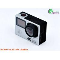 Original EKEN 4k Sports Action Camera H3 2.4G Remote Control Dual Screen Full HD