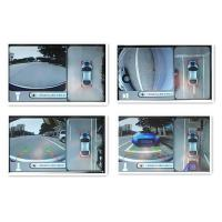 Buy cheap 2D HD camera surround view parking system, bird view image, 180 degree wide angle product