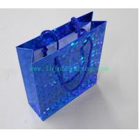Buy cheap luxury paper christmas  bag from wholesalers