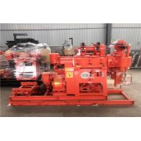 Buy cheap Crawler Mounted XY-2 Borehole Drilling Machine Diesel Power Type from wholesalers