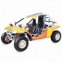 Buy cheap 644/800cc Go Kart with Standard Power of 17kW/4,500rpm and Shaft Transmission from wholesalers