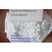 Buy cheap Oral Metandienone / Dianabol 72-63-9 Raw Steroid Powders for Men Muscle Growth from wholesalers