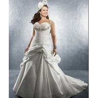 Buy cheap Popular Plus Size Wedding Dress style50001 from wholesalers
